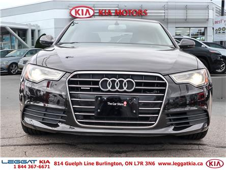 2012 Audi A6  (Stk: W0211) in Burlington - Image 2 of 30