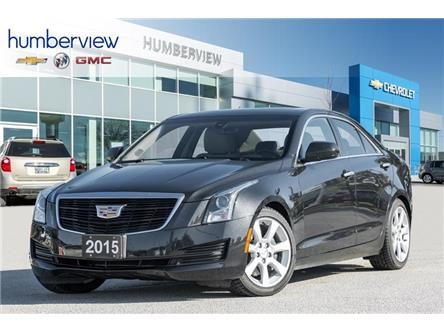 2015 Cadillac ATS 2.0L Turbo (Stk: 19SL129AA) in Toronto - Image 1 of 20