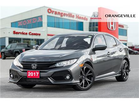 2017 Honda Civic Sport (Stk: H19043A) in Orangeville - Image 1 of 20