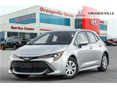 2019 Toyota Corolla Hatchback Base (Stk: U3259) in Orangeville - Image 1 of 34