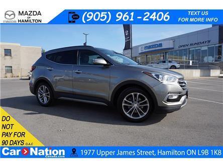 2018 Hyundai Santa Fe Sport  (Stk: DR212) in Hamilton - Image 1 of 39