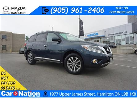 2015 Nissan Pathfinder  (Stk: HN2269A) in Hamilton - Image 1 of 47