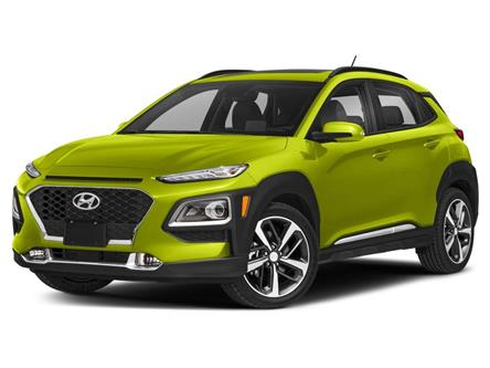 2020 Hyundai Kona 1.6T Ultimate w/Lime Colour Pack (Stk: 20155) in Ajax - Image 1 of 9