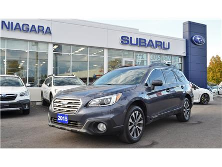 2015 Subaru Outback 2.5i Limited Package (Stk: S4791A) in St.Catharines - Image 1 of 29