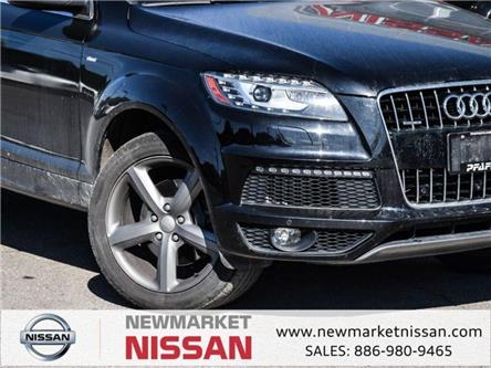 2015 Audi Q7 3.0 TDI Vorsprung Edition (Stk: 197002A) in Newmarket - Image 2 of 27