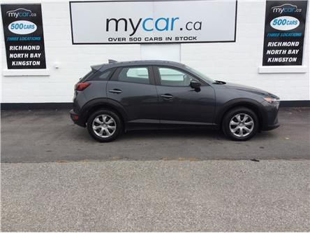 2017 Mazda CX-3 GX (Stk: 191614) in North Bay - Image 2 of 20