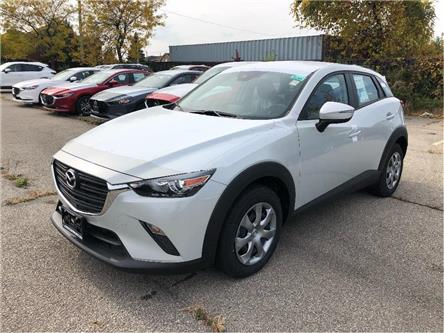 2019 Mazda CX-3 GX (Stk: SN1406) in Hamilton - Image 1 of 15