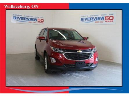 2018 Chevrolet Equinox 1LT (Stk: U1795) in WALLACEBURG - Image 1 of 19