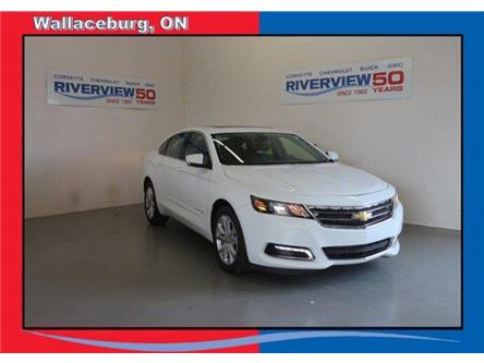 2018 Chevrolet Impala 1LT (Stk: U1813) in WALLACEBURG - Image 1 of 17