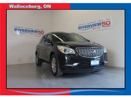 2015 Buick Enclave Leather (Stk: 19171A) in WALLACEBURG - Image 1 of 23