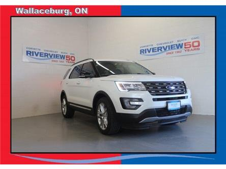 2016 Ford Explorer XLT (Stk: 19080A) in WALLACEBURG - Image 1 of 20