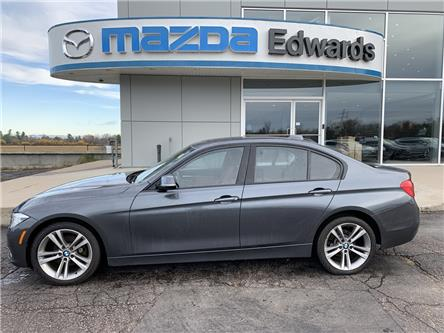 2016 BMW 328i xDrive (Stk: 22074) in Pembroke - Image 1 of 9
