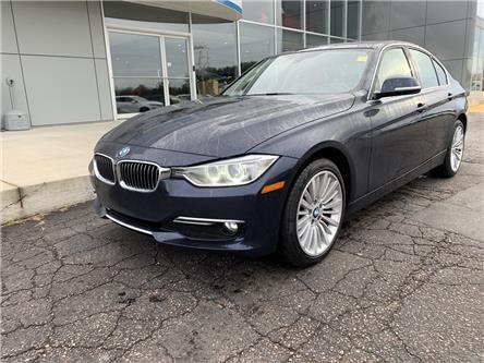 2015 BMW 320i xDrive (Stk: 22077) in Pembroke - Image 2 of 9