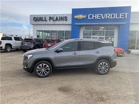 2020 GMC Terrain SLT (Stk: 20T037) in Wadena - Image 1 of 11