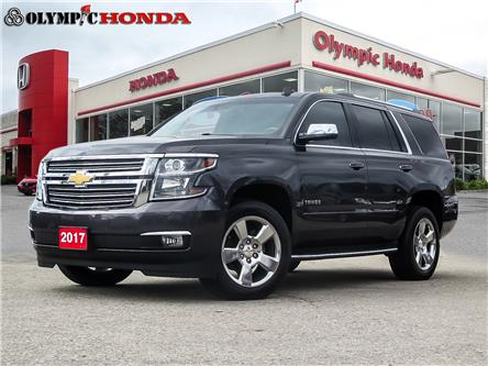 2017 Chevrolet Tahoe Premier (Stk: O8645A) in Guelph - Image 1 of 27