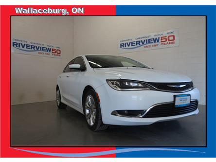2015 Chrysler 200 Limited (Stk: 19405A) in WALLACEBURG - Image 1 of 12