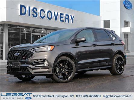 2020 Ford Edge ST (Stk: ED20-01065) in Burlington - Image 1 of 23
