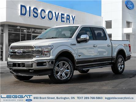 2020 Ford F-150  (Stk: F120-31056) in Burlington - Image 1 of 27