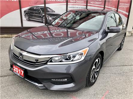 2017 Honda Accord EX-L V6 (Stk: 801415) in Toronto - Image 2 of 12