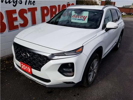 2019 Hyundai Santa Fe Preferred 2.4 (Stk: 19-727) in Oshawa - Image 1 of 16