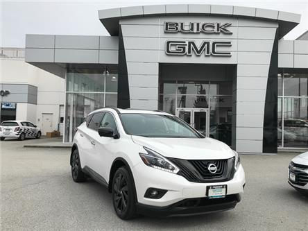 2018 Nissan Murano Midnight Edition (Stk: 972980) in North Vancouver - Image 2 of 27