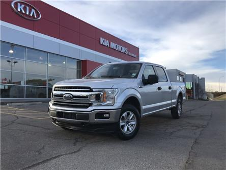 2018 Ford F-150 XLT (Stk: P0420) in Calgary - Image 1 of 8