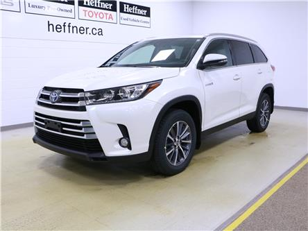 2019 Toyota Highlander Hybrid XLE (Stk: 191625) in Kitchener - Image 1 of 3