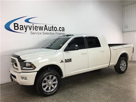 2018 RAM 3500 Laramie (Stk: 35729W) in Belleville - Image 1 of 30