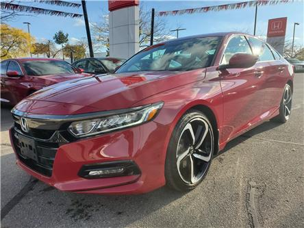 2019 Honda Accord Sport 2.0T (Stk: HC2567) in Mississauga - Image 1 of 23