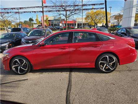 2019 Honda Accord Sport 2.0T (Stk: HC2567) in Mississauga - Image 2 of 23