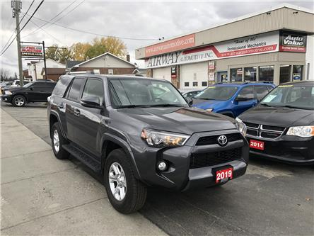 2019 Toyota 4Runner SR5 (Stk: ) in Garson - Image 1 of 12