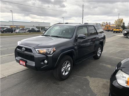 2019 Toyota 4Runner SR5 (Stk: ) in Garson - Image 2 of 12