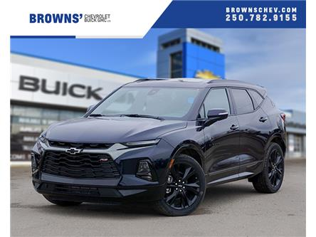 2020 Chevrolet Blazer RS (Stk: T20-872) in Dawson Creek - Image 1 of 17