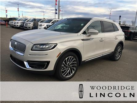 2019 Lincoln Nautilus Reserve (Stk: K-2177) in Calgary - Image 1 of 6