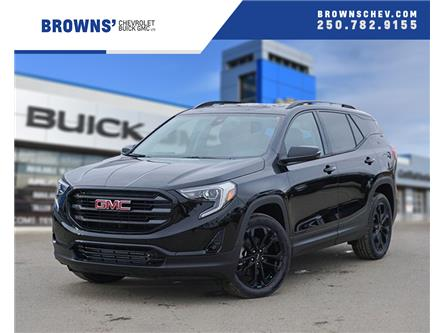 2020 GMC Terrain SLT (Stk: T20-875) in Dawson Creek - Image 1 of 18