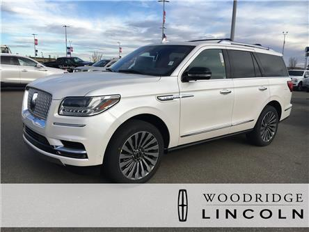 2019 Lincoln Navigator Reserve (Stk: K-2704) in Calgary - Image 1 of 5