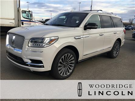2019 Lincoln Navigator Reserve (Stk: K-2707) in Calgary - Image 1 of 5