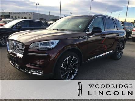 2020 Lincoln Aviator Reserve (Stk: L-23) in Calgary - Image 1 of 5