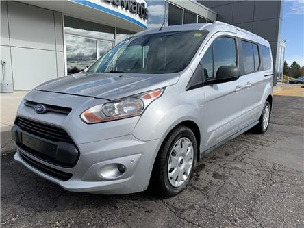 2017 Ford Transit Connect XLT (Stk: 22083) in Pembroke - Image 2 of 9