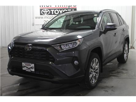 2020 Toyota RAV4 XLE (Stk: W085100) in Winnipeg - Image 1 of 23