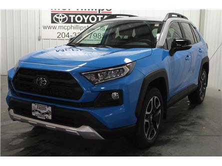 2020 Toyota RAV4 Trail (Stk: C062082) in Winnipeg - Image 1 of 23