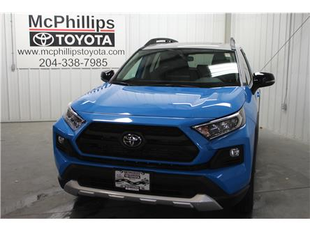 2020 Toyota RAV4 Trail (Stk: C062082) in Winnipeg - Image 2 of 23