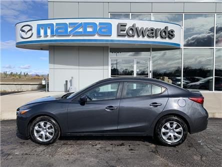 2018 Mazda Mazda3 GX (Stk: 22085) in Pembroke - Image 1 of 8