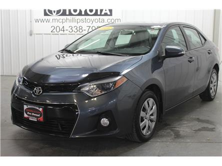 2016 Toyota Corolla CE (Stk: C036941A) in Winnipeg - Image 2 of 25