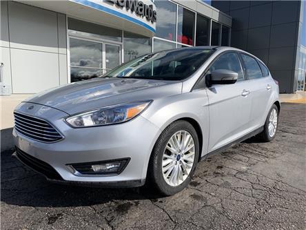 2018 Ford Focus Titanium (Stk: 22076) in Pembroke - Image 2 of 8