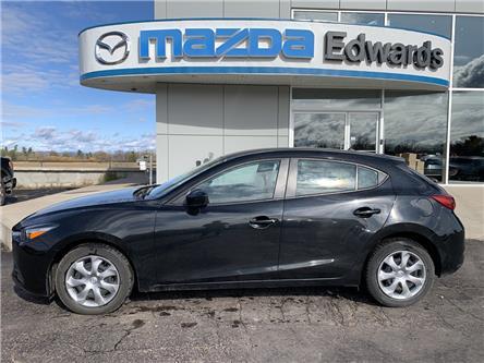 2018 Mazda Mazda3 Sport GX (Stk: 22090) in Pembroke - Image 1 of 8