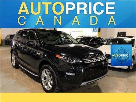 2016 Land Rover Discovery Sport HSE (Stk: H0693) in Mississauga - Image 1 of 28