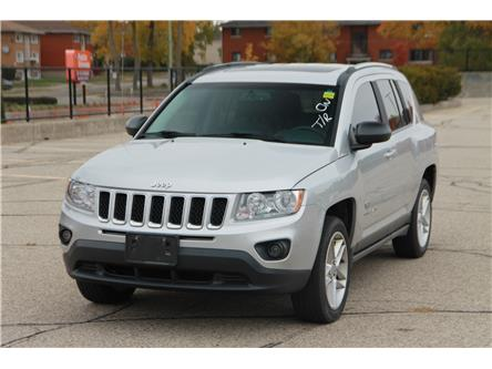 2011 Jeep Compass Limited (Stk: 1910506) in Waterloo - Image 1 of 21