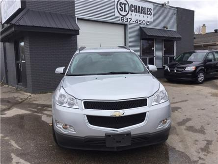 2012 Chevrolet Traverse 1LT (Stk: ) in Winnipeg - Image 1 of 18