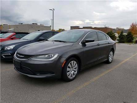 2015 Chrysler 200 LX (Stk: FN613975) in Sarnia - Image 1 of 4